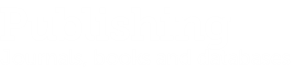 Publishing: Journals, books and databases