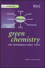 Green Chemistry (RSC Publishing) Mike Lancaster