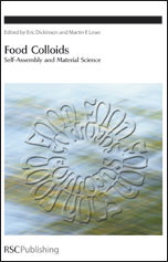 food colloids biopolymers and materials dickinson eric van vliet ton