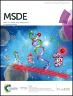 Deep Learning For Molecular Design A Review Of The State Of The Art Molecular Systems Design Engineering Rsc Publishing