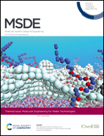 Molecular Systems Design Engineering Home A Molecular Engineering Journal Building And Designing Systems From The Molecular Level