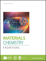 Materials Chemistry Frontiers Home-Rapid publication of high quality