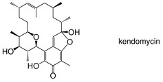 Total synthesis of the antibiotic kendomycin: a macrocyclization using the Tsuji–Trost etherification