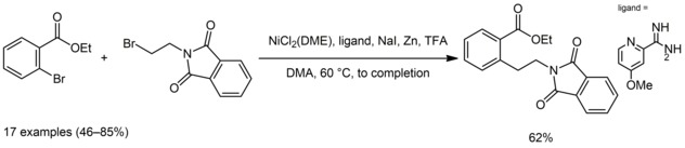 New ligands for nickel catalysis from diverse pharmaceutical heterocycle libraries