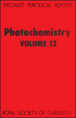 Photochemistry: Volume 13