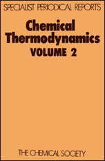 Chemical Thermodynamics: Volume 2
