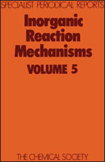 Inorganic Reaction Mechanisms: Volume 5