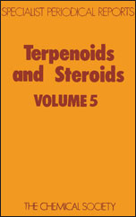 Terpenoids and Steroids: Volume 5