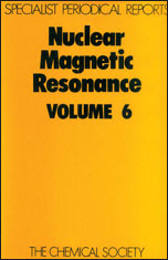 Nuclear Magnetic Resonance: Volume 6