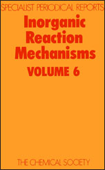 Inorganic Reaction Mechanisms: Volume 6