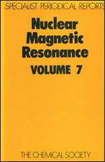 Nuclear Magnetic Resonance: Volume 7