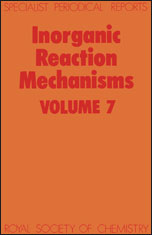 Inorganic Reaction Mechanisms: Volume 7