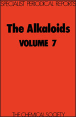 The Alkaloids: Volume 7