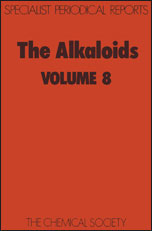 The Alkaloids: Volume 8