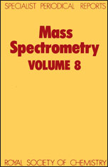 Mass Spectrometry: Volume 8