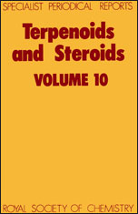 Terpenoids and Steroids: Volume 10