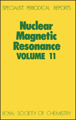 Nuclear Magnetic Resonance: Volume 11