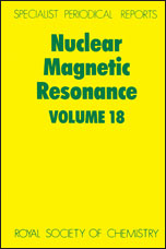 Nuclear Magnetic Resonance: Volume 18