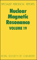 Nuclear Magnetic Resonance: Volume 19