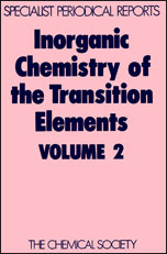 Inorganic Chemistry of the Transition Elements: Volume 2