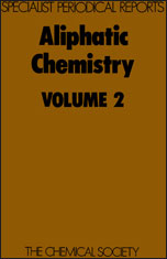 Aliphatic Chemistry: Volume 2