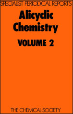Alicyclic Chemistry: Volume 2