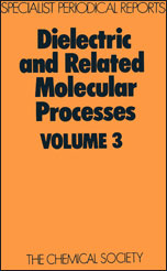Dielectric and Related Molecular Processes: Volume 3