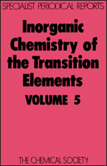 Inorganic Chemistry of the Transition Elements: Volume 5