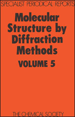 Molecular Structure by Diffraction Methods: Volume 5