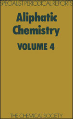Aliphatic Chemistry: Volume 4
