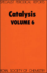 Catalysis: Volume 6