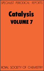 Catalysis: Volume 7