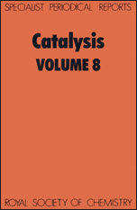 Catalysis: Volume 8