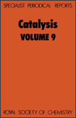 Catalysis: Volume 9