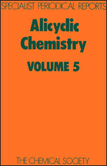 Alicyclic Chemistry: Volume 5