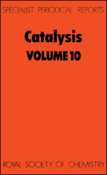 Catalysis: Volume 10