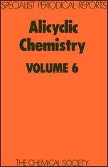 Alicyclic Chemistry: Volume 6