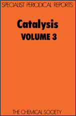 Catalysis: Volume 3
