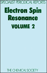 Electron Spin Resonance: Volume 2
