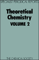 Theoretical Chemistry: Volume 2