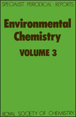 Environmental Chemistry: Volume 3