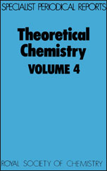 Theoretical Chemistry: Volume 4