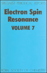 Electron Spin Resonance: Volume 7