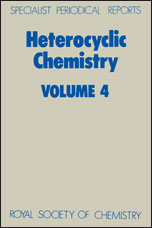Heterocyclic Chemistry: Volume 4