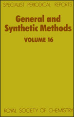 General and Synthetic Methods: Volume 16