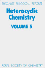 Heterocyclic Chemistry: Volume 5