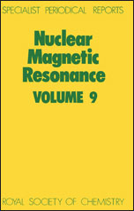 Nuclear Magnetic Resonance: Volume 9