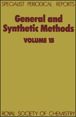 General and Synthetic Methods: Volume 15