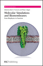 Molecular Simulations and Biomembranes: From Biophysics to Function