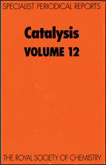Catalysis: Volume 12